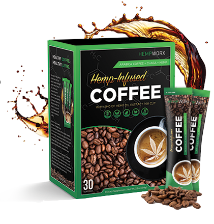 CBD Cofee is here!