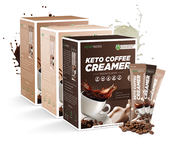 Keto CBD Creamer is here!