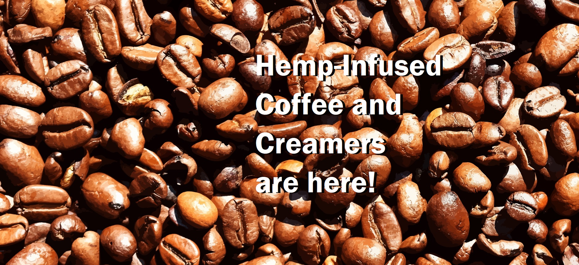 hemp coffee CBD and creamers